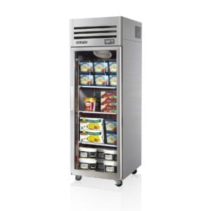 SFT25-1G Glass Door Freezer