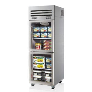 SFT25-2G Glass Door Freezer
