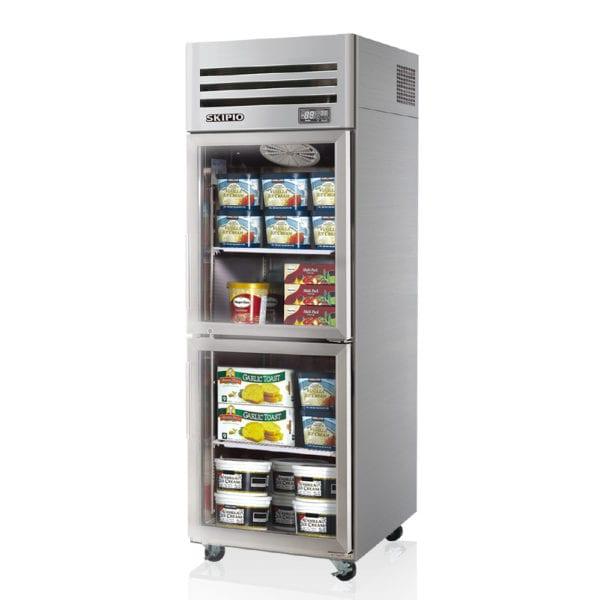 SFT25-2G Glass Door Freezer