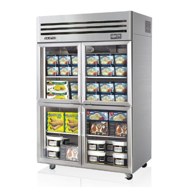 SFT45-4G Glass Door Freezer