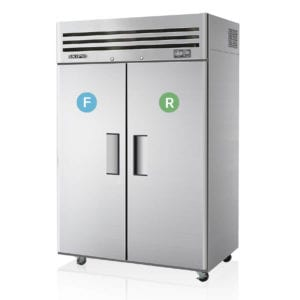 SRFT45-2 Fridge Freezer
