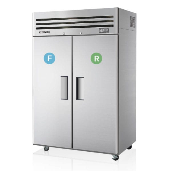 SRFT45-2 Fridge Freezer