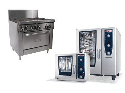 Commercial Oven Ranges