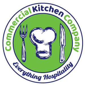 Commercial Kitchen Company Logo Emblem